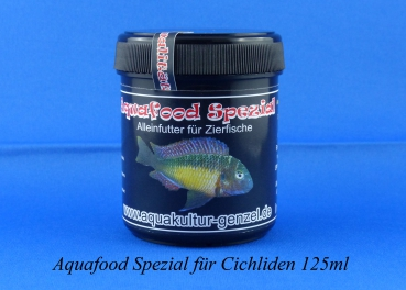 Aquafood Spezial Malawi Colorfood Premium 125ml