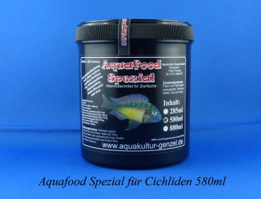 Aquafood Spezial Malawi Colorfood Premium 580ml
