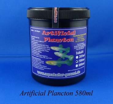 Artificial Plancton 580ml