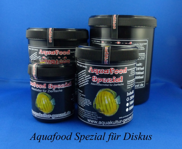 Aquafood Diskus Color Premium